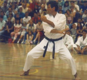 Mick Dewey Portsmouth Karate Club