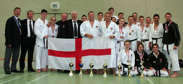 Portsmouth Karate Club Winners